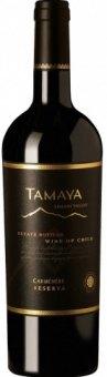 Víno Carmenere Reserva Tamaya