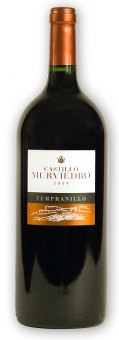 Víno Murviedro Tempranillo D.O.P. Castillo