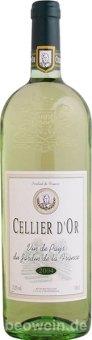 Víno Cellier D'or bílé