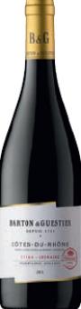 Víno červené AOC Côtes du Rhône