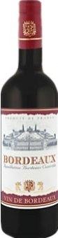 Víno červené Bordeaux
