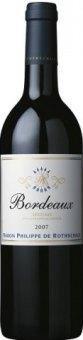 Víno červené Bordeaux Baron Philippe de Rothschild