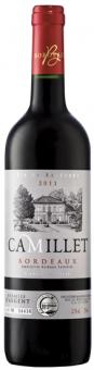 Víno červené Bordeaux Chateau Camillet