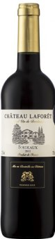 Víno červené Bordeaux Chateau Laforet