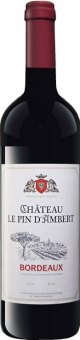 Víno červené Bordeaux Chateau Le Pin D'Ambert