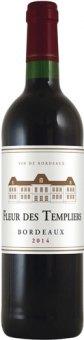 Víno červené Bordeaux Fleur Des Templiers