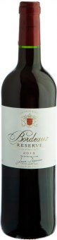Víno červené Bordeaux Jean Degaves