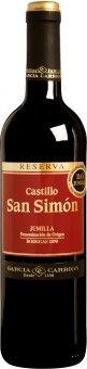 Víno červené Castillo San Simón Reserva Garcia Carrion