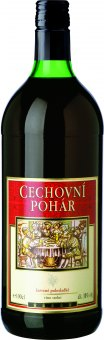 Víno červené Cechovní pohár