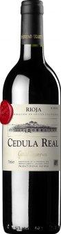 Víno červené Cedula Real Gran Reserva Rioja Ugarte