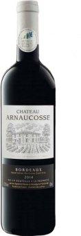 Víno červené Chateau Arnaucosse Bordeaux