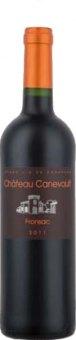 Víno červené Chateau Canevault sec Rouge Fronsac