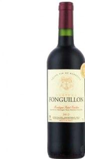 Víno červené Chateau Fonguillon Montagne Saint Emilion