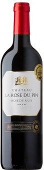 Víno červené Bordeaux 2011 Chateau La Rose du Pin