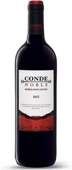 Víno červené Conde Noble