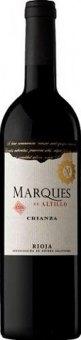 Víno červené Crianza Marques de Altillo Félix Solís