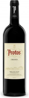Víno červené Crianza Protos
