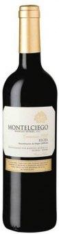 Víno červené Crianza Rioja Montelciego