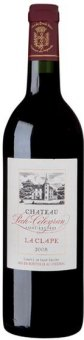 Víno červené Cuvé La Clape Château Pech-Céleyran