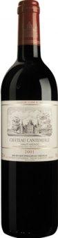 Víno červené Cuvée Bordeaux Château Cantemerle