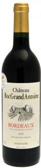 Víno červené Cuvée Bordeaux Château Roc Grand Antoine