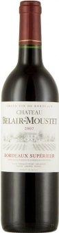 Víno červené Cuvée Bordeaux Superieur Château Belair-Moustet