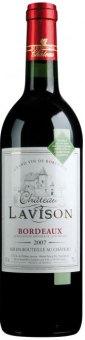 Víno červené Cuvée Château de Lavison