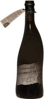 Víno červené Cuvée Chateauneuf du Pape – La Fiole du Pape Vinařství Brotte- dárkové balení