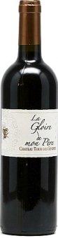 Víno červené Cuvée Gendres Gloire de Mon Pere Chateau Tour des Gendres