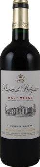 Víno červené Cuvée Haut-Médoc Bordeaux Diane de Belgrave