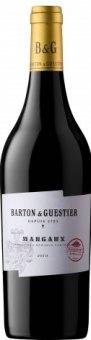 Víno červené Cuvée Margaux Barton&Guestier