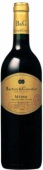 Víno červené Cuvée Médoc Gold B&G