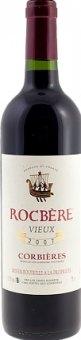 Víno červené Cuvée Rocbere Vieux Gallia Zlín