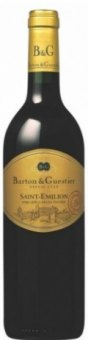 Víno červené Cuvée Saint-Emilion Gold B&G