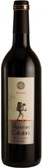 Víno červené Cuvée Vignerons Catalans