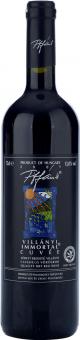 Víno červené Cuvée Villányi Immortál Tiffán's