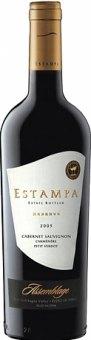 Víno červené Cuvée Vina Estampa