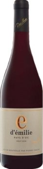Víno červené D'Emilie Pinot Noir Pays d'OC
