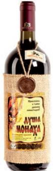 Víno červené Duša Monacha