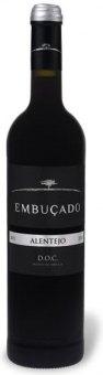 Víno červené Embucado Alentejo Doc