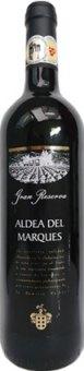 Víno červené Gran Reserva Aldea Del Marques