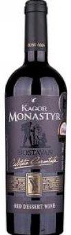 Víno červené Kagor Monastyr Vinaria Bostavan
