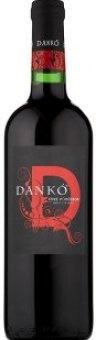 Víno červené Kékfrankos Dankó