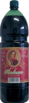 Víno červené stolní Kníže Rohan