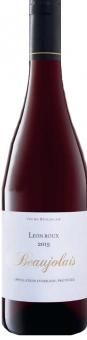 Víno červené Leon Roux Beaujolais