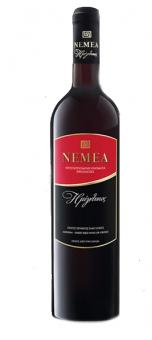 Víno červené Nemea Agiorgitiko
