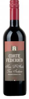 Víno červené Nero D'Avola
