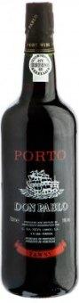Víno červené Porto Tawny Don Pablo