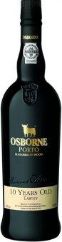 Víno červené portské 10 YO Vinařství Osborne