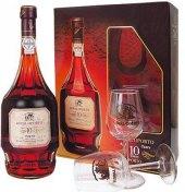 Víno 40 YO Royal Oporto Real Companhia Velha - dárkové balení